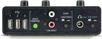 Novation Audiohub 2x4 Sound Card