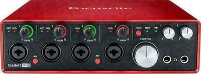 Focusrite Scarlett 18i8 MK2 Sound Card