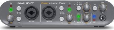 M-Audio Fast Track Pro Carte son