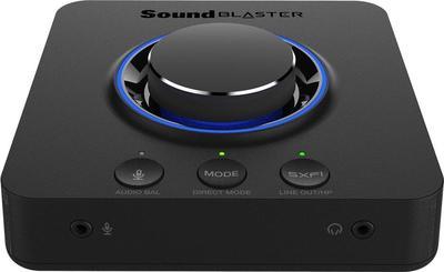 Creative Sound Blaster X3 Carte son