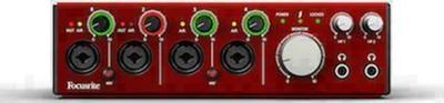Focusrite Clarett 4Pre Karta dźwiękowa