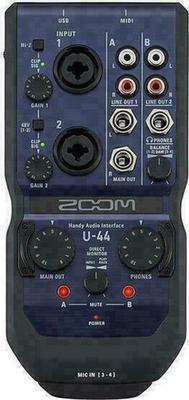 Zoom U-44 Carte son