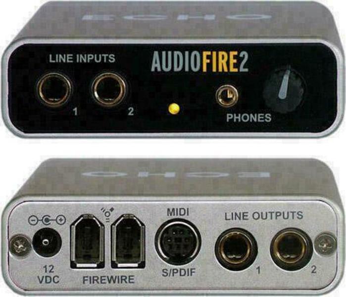 Echo AudioFire 2 front
