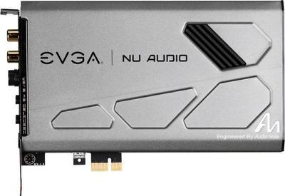 EVGA Nu Audio Card Sound