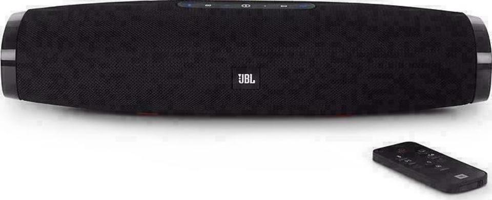 JBL Boost TV front