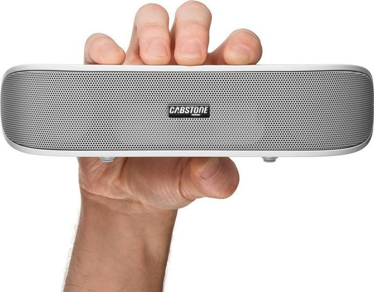 Cabstone SoundBar front