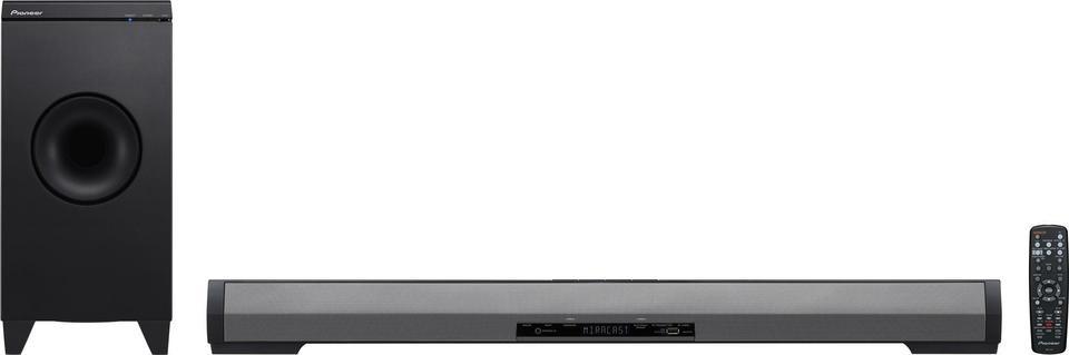 Pioneer SBX-N700 front