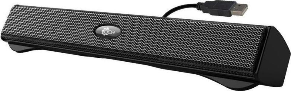 Ace G15 USB Soundbar angle