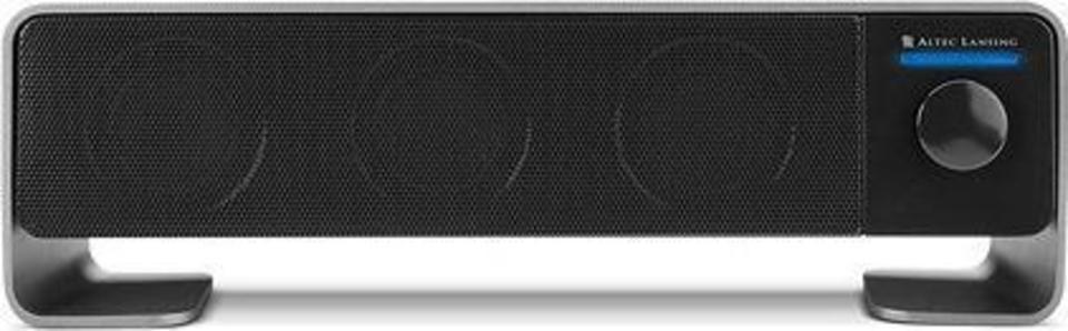 Altec Lansing FX3020 SoundBar front