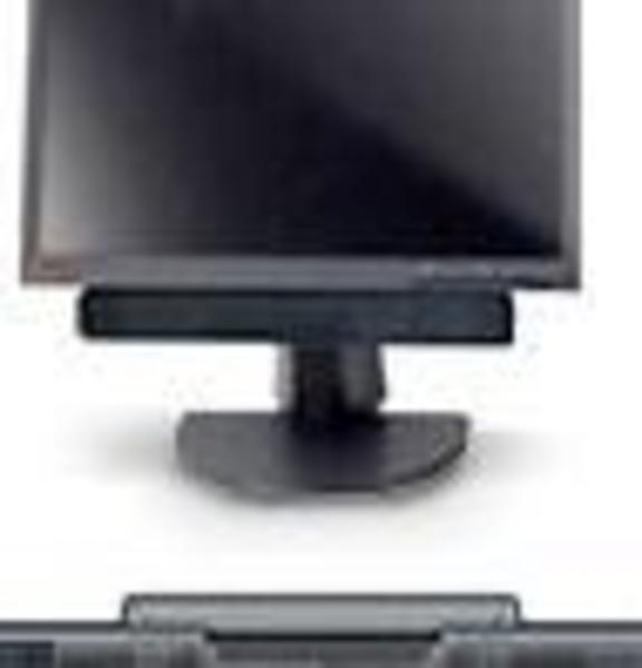 Lenovo ThinkVision Soundbar front