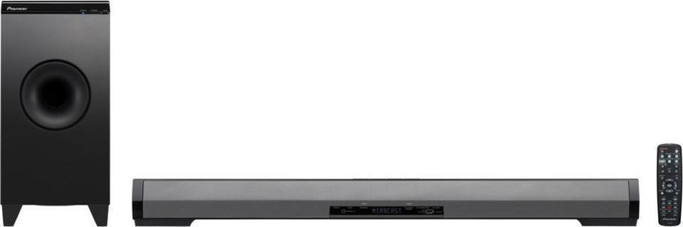 Pioneer SBX-N750 front