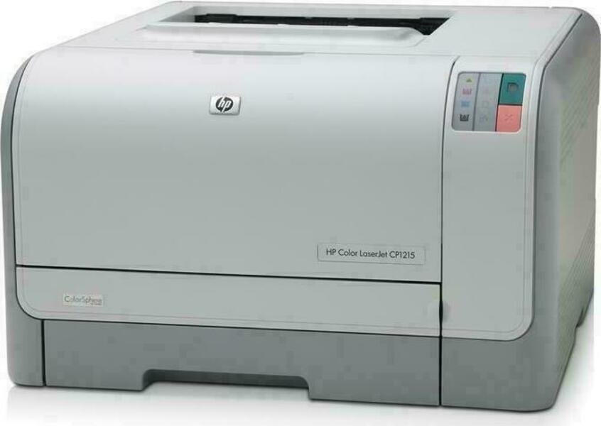 HP Color LaserJet CP1215 laser printer