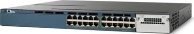 Cisco WS-C3560X-24P-S Switch