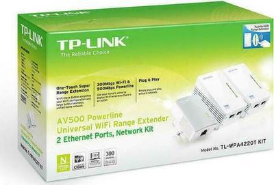 TP-Link TL-WPA4220TKIT Powerline Adapter