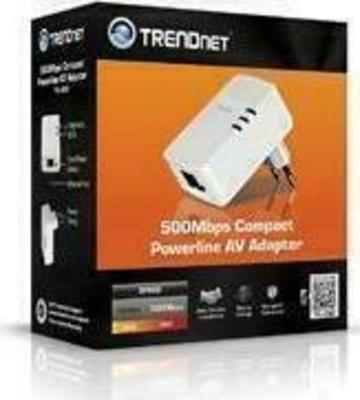TRENDnet TPL-406E Powerline Adapter