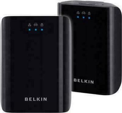 Belkin VideoLink Powerline Internet Adapter F5D4077CR