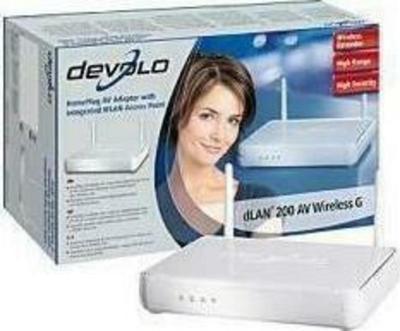 Devolo dLAN 200 AV Wireless G (1239)