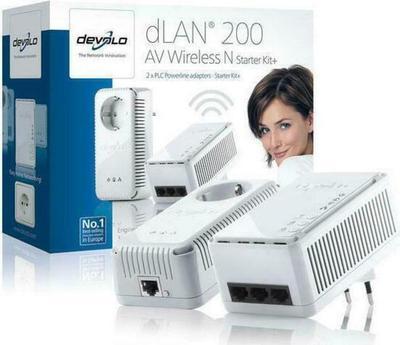 Devolo dLAN 200 AV Wireless N Starter Kit+ (1839)