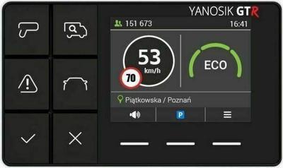 Yanosik GTR GPS Navigation