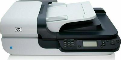 HP ScanJet N6350 Flatbed Scanner