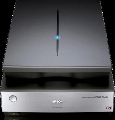 Epson Perfection V800 Flatbed Scanner