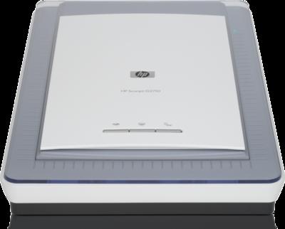 HP ScanJet G2710 Flatbed Scanner