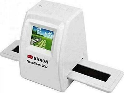 Braun NovoScan LCD Film Scanner