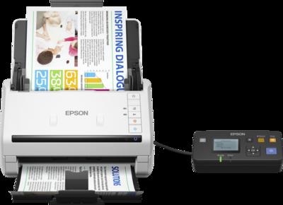 Epson WorkForce DS-530N Document Scanner
