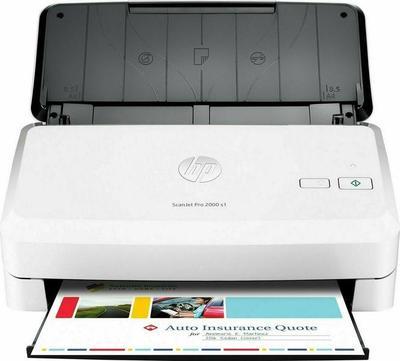 HP ScanJet Pro 2000 s1 Document Scanner