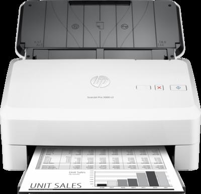 HP ScanJet Pro 3000 s3 Document Scanner
