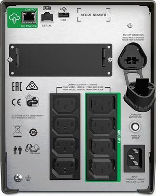APC Smart-UPS SMT1500IC
