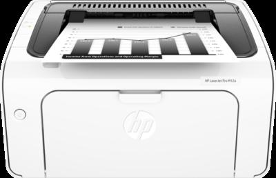 HP LaserJet Pro M12a Laser Printer