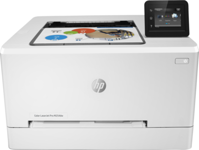 HP Color LaserJet Pro M254dw Laserdrucker