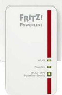AVM Fritz! Powerline 1240E Set