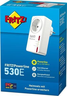 AVM Fritz! Powerline 530E Adapter