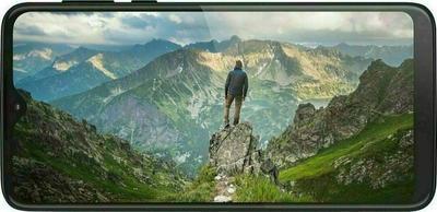 Motorola One Macro Téléphone portable