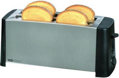 OBH Nordica Design Inox 4 Slice Toaster