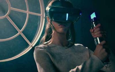 Lenovo Mirage AR Star Wars Jedi Challenges