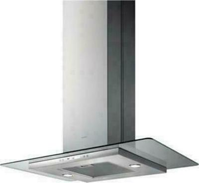 Elica Flat Glass Plus Island 90cm