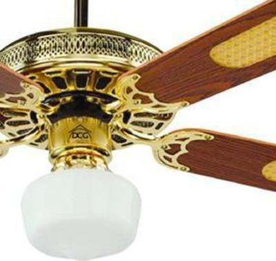 DCG Eltronic VE CRD43 TL Fan