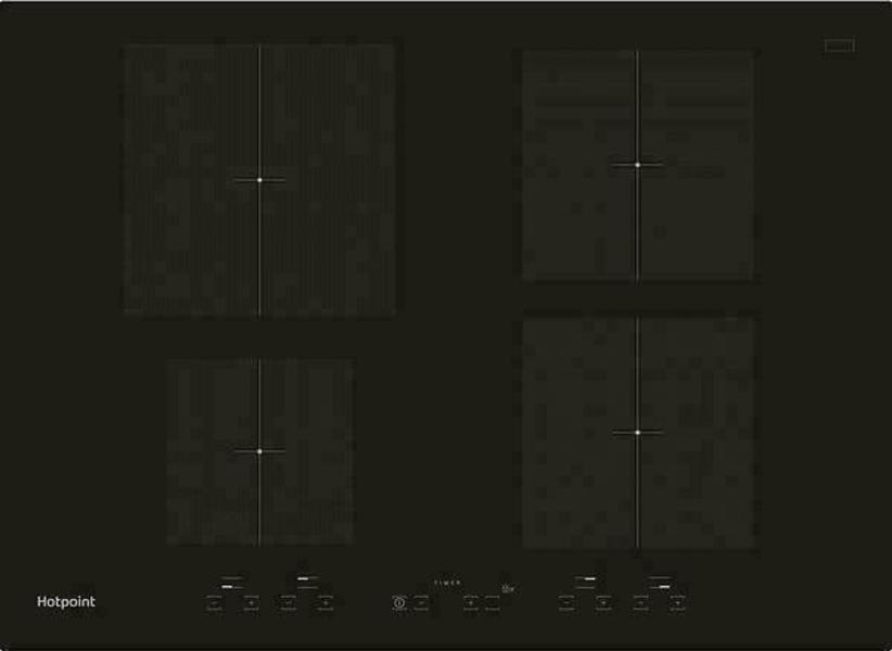 Hotpoint CID740B cooktop