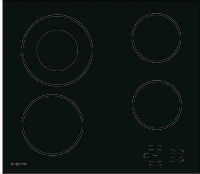 Hotpoint HR612CH cooktop