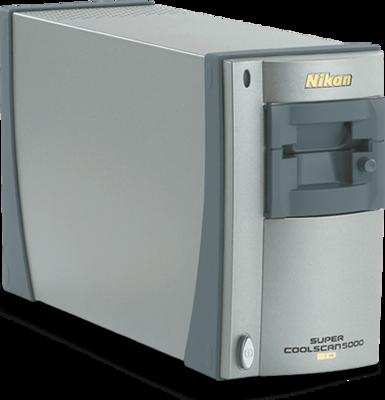 Nikon Super CoolScan 5000 ED Film Scanner