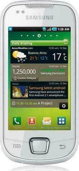 Samsung Galaxy Express 3 front