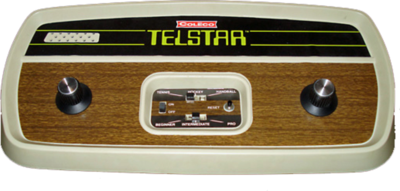 Coleco Telstar Game Console