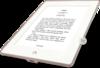 Barnes & Noble NOOK GlowLight Plus angle