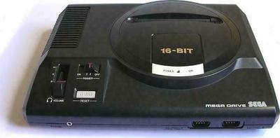 Sega Genesis/Mega Drive Game Console