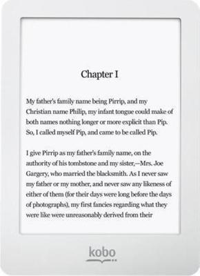 Kobo Glo Ebook Reader