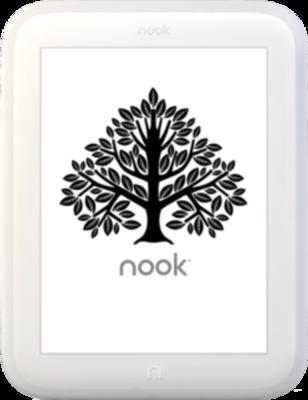 Barnes & Noble NOOK GlowLight Ebook Reader