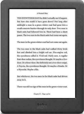 Kobo Glo HD Ebook Reader